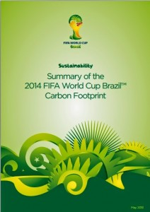 FIFA 2014 Carbon FootPrint