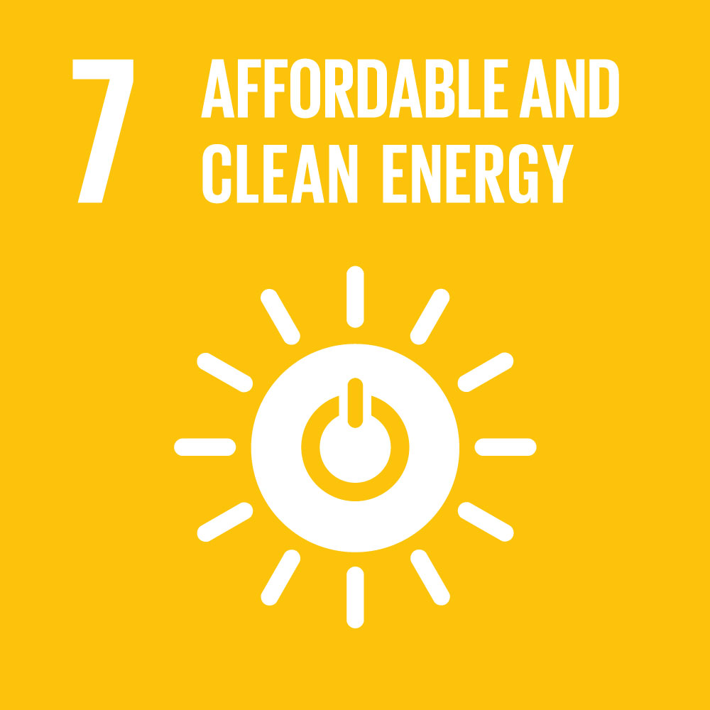 SDG7 Affordable and Clean Energy