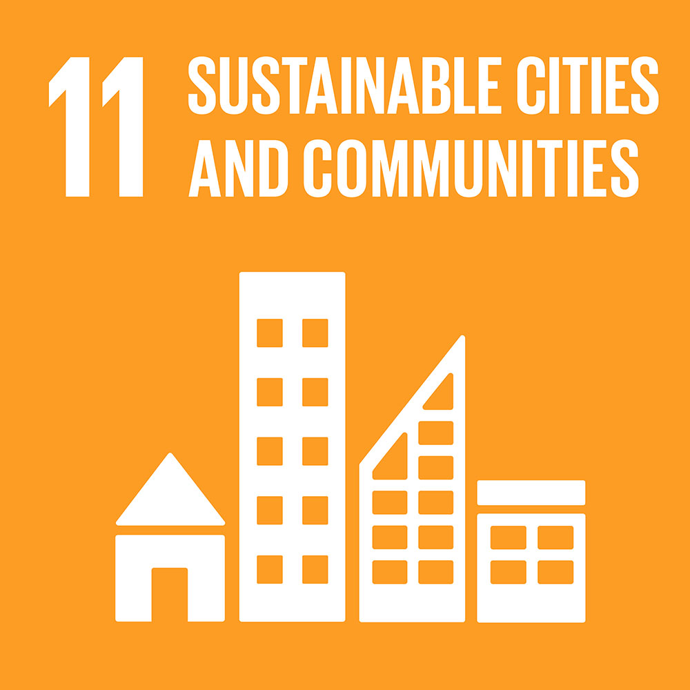 SDG11 Sustainable Cities and Communities